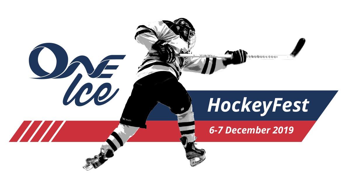 טורניר HockeyFest 2019  – שישי-שבת 6/7 בדצמבר 2019